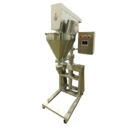 SEMI-AUTOMATIC TWIN AUGER FILLER [A-200]