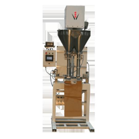 NET WEIGHT SEMI-AUTOMATIC AUGER FILLER - STA-110
