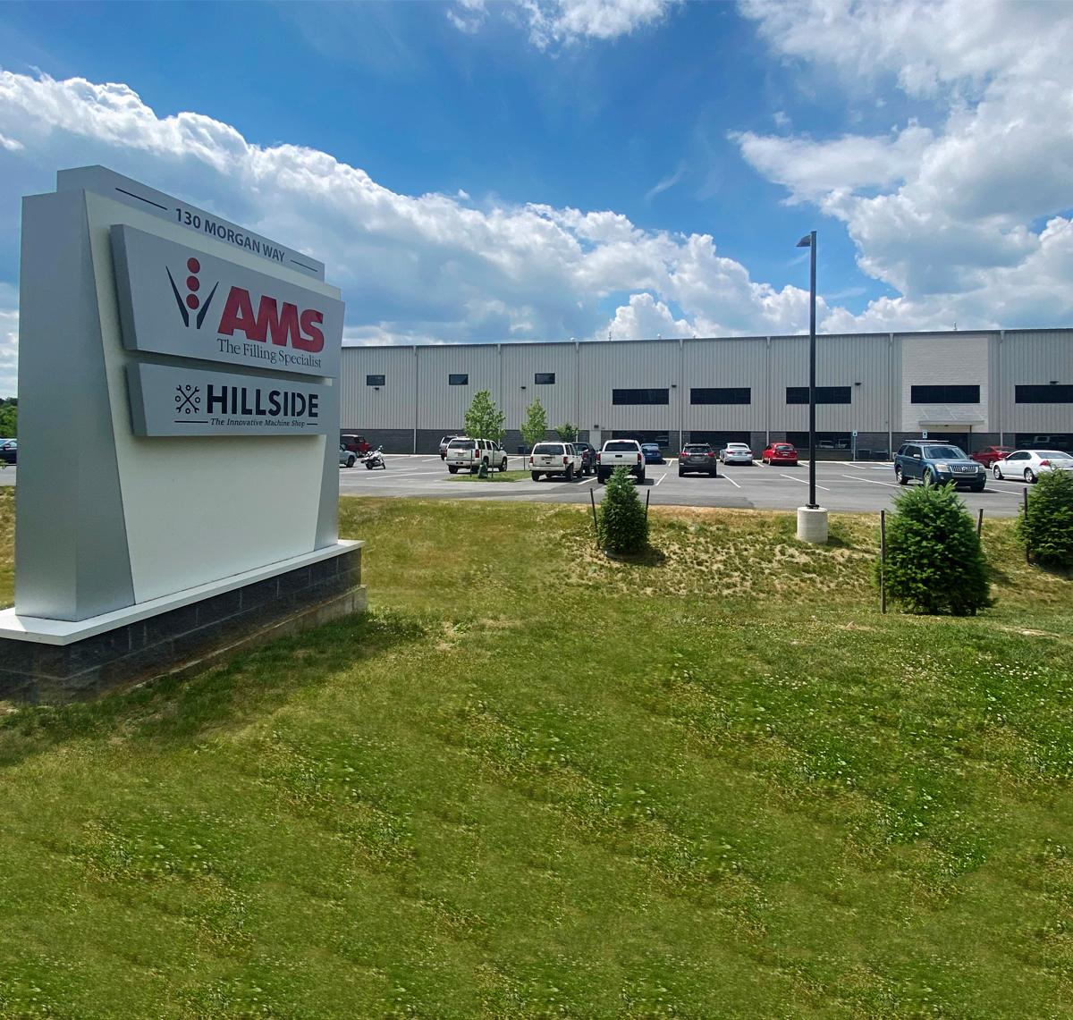 AMS Building